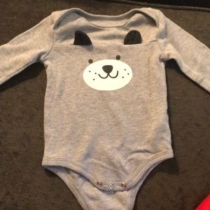 Cute Onesie with 3D ears